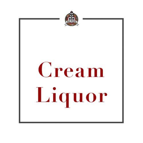 Cream Liquor